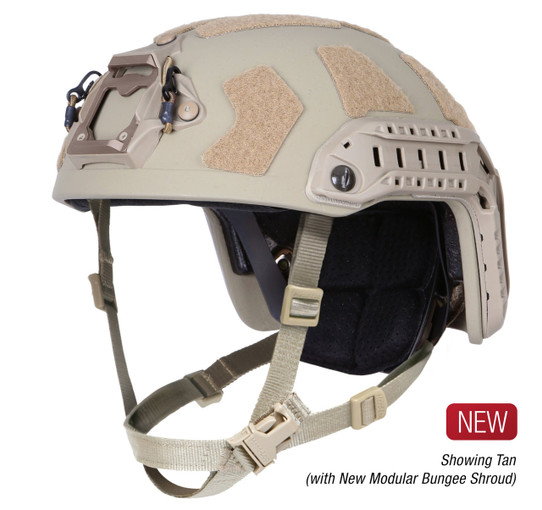 FAST SF Super High Cut Helmet System