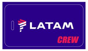 LATAM (blue)