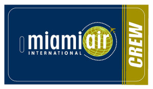 Miami Air (blue)