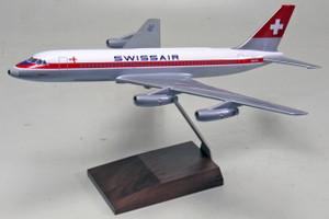 Swissair DC-8-32