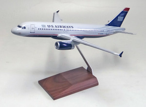 US Airways (NC) A320