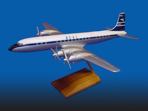BOAC DC-7C