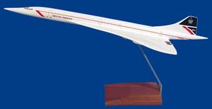 British Airways SST Concorde