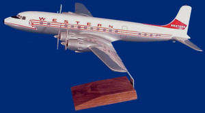 Western DC-6