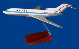United B727-100 (Delivery)