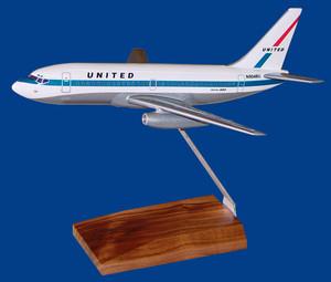 United B737-200