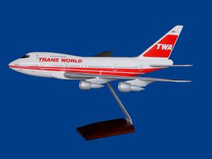 TWA B747-SP