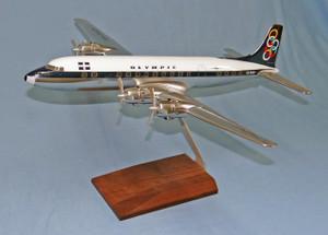 Olympic DC-6 (Chrome)