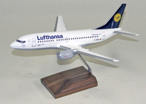 Lufthansa B737-500