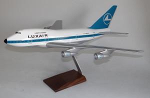 Luxair B747-SP