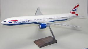 British Airways B777-300