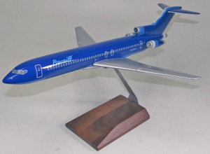 Braniff B727-200 Ultra Blue