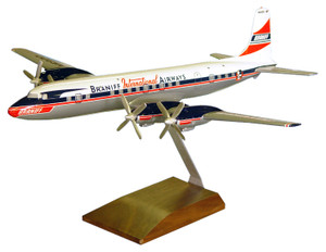 Braniff DC-7-C Fancy