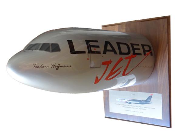 Leader Jet Nose