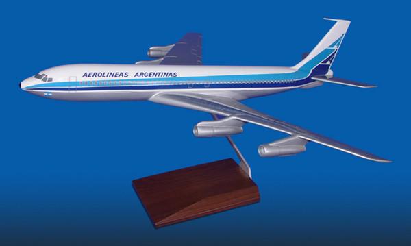 Aerolineas Argentinas B707-320B