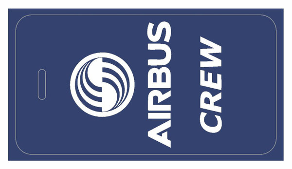 Airbus (blue, no crew)