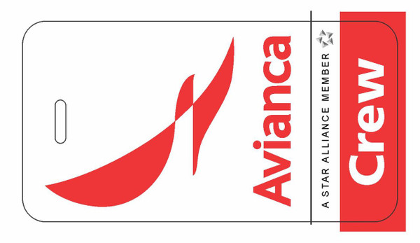 Avianca (white)