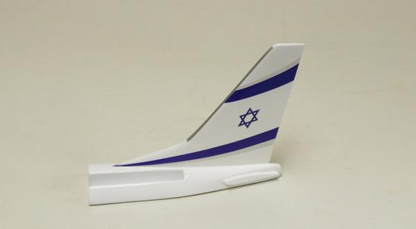 ELAL 747 Tail Card Holder