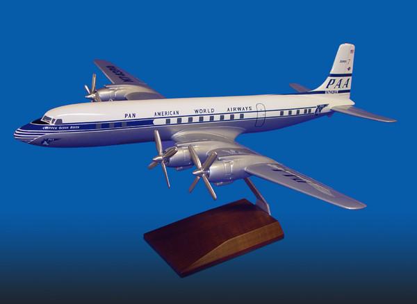 PanAm DC-7C
