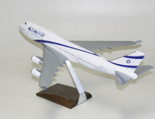 EL AL B747-400