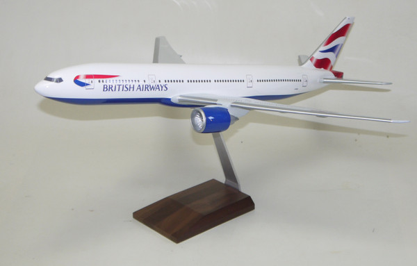 British Airways B777-200