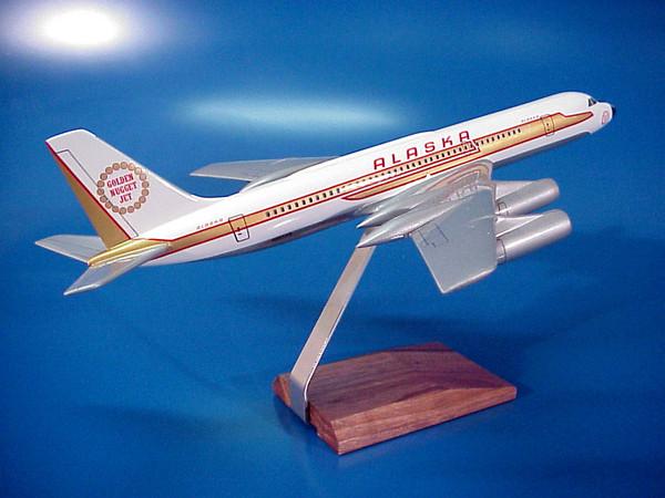 Alaska Airlines CV-990