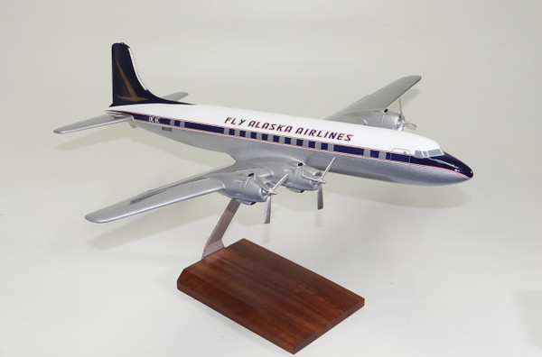 Alaska Airlines DC-6