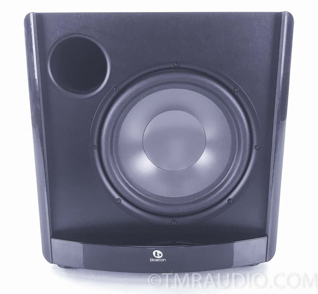 Boston ASW 650 Powered Subwoofer; ASW650