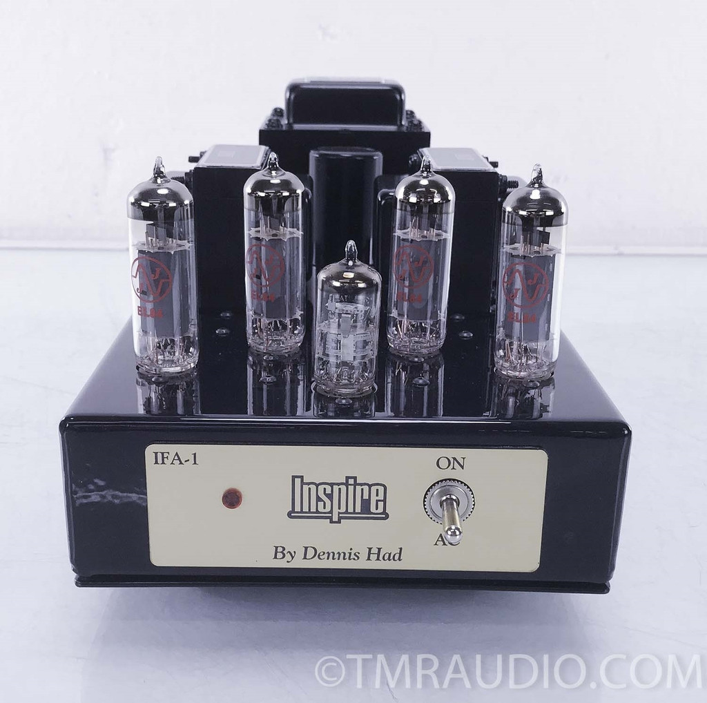 Dennis Had Inspire IFA-1 Stereo Tube Amplifier