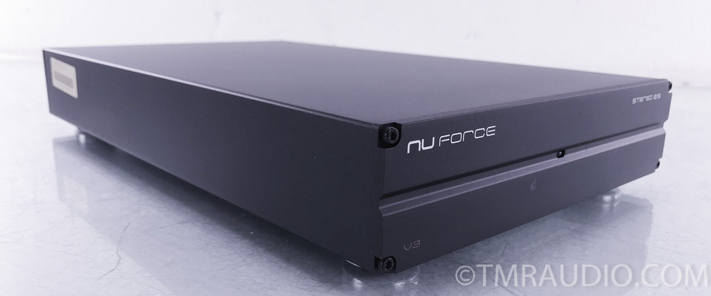 NuForce Stereo 8.5 V3 Stereo Power Amplifier