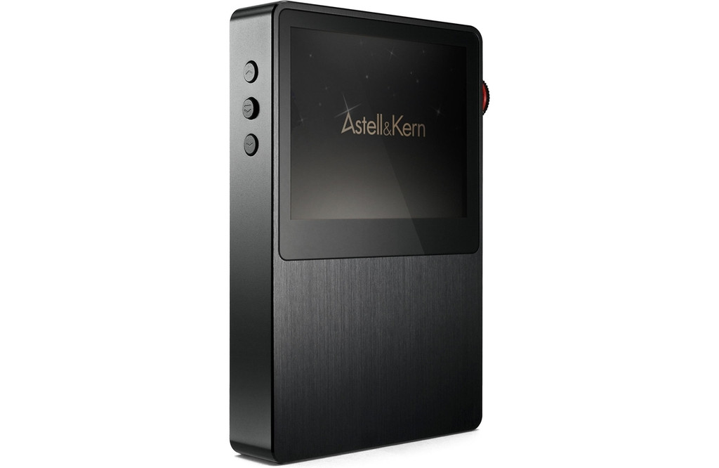 Astell & Kern AK120 Dual Dac Portable Music Player (NEW)