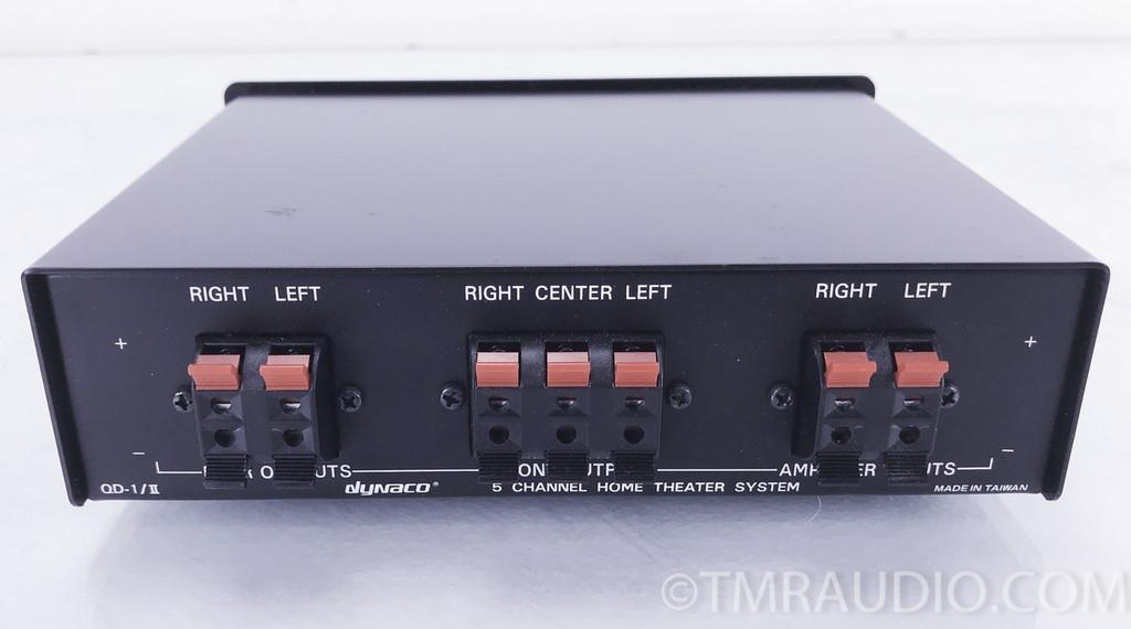 Dynaco QD-1 / II Surround Sound Processor