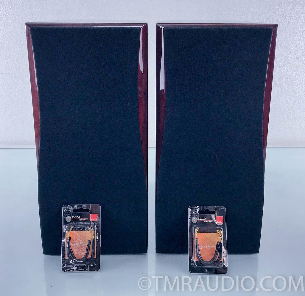 Dali Helicon 300 Bookshelf Speakers; Rosenut; Pair
