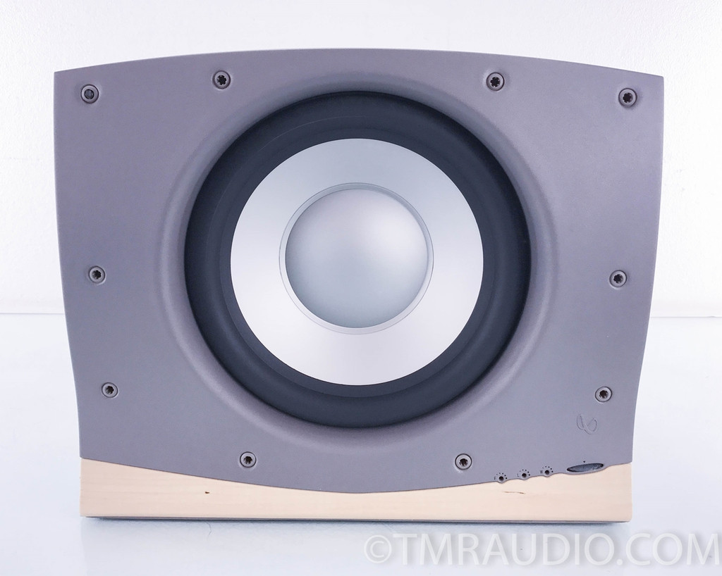 Infinity Intermezzo 1.2s Powered Subwoofer; Cherry