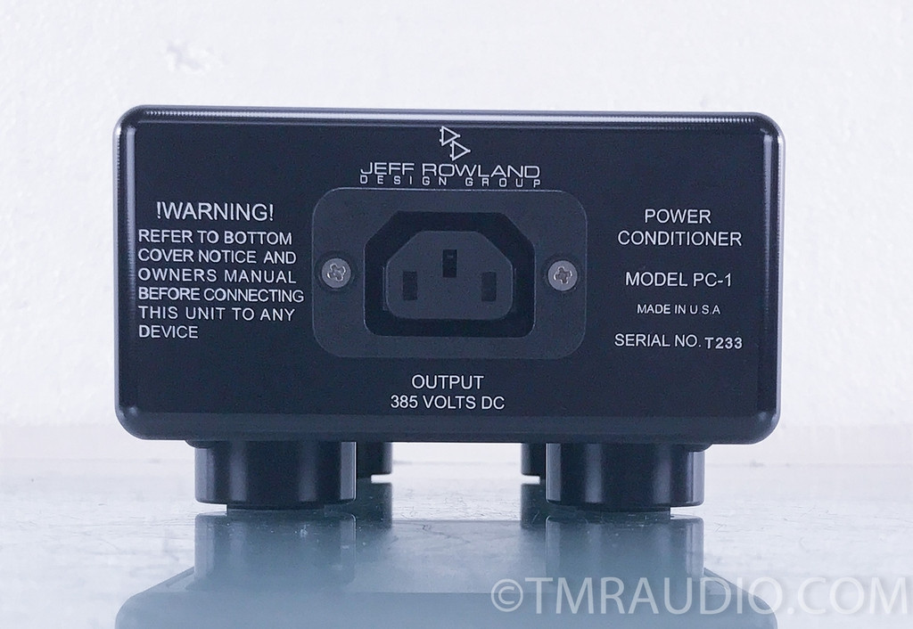 Jeff Rowland PC-1 Power Rectifier & Conditioner