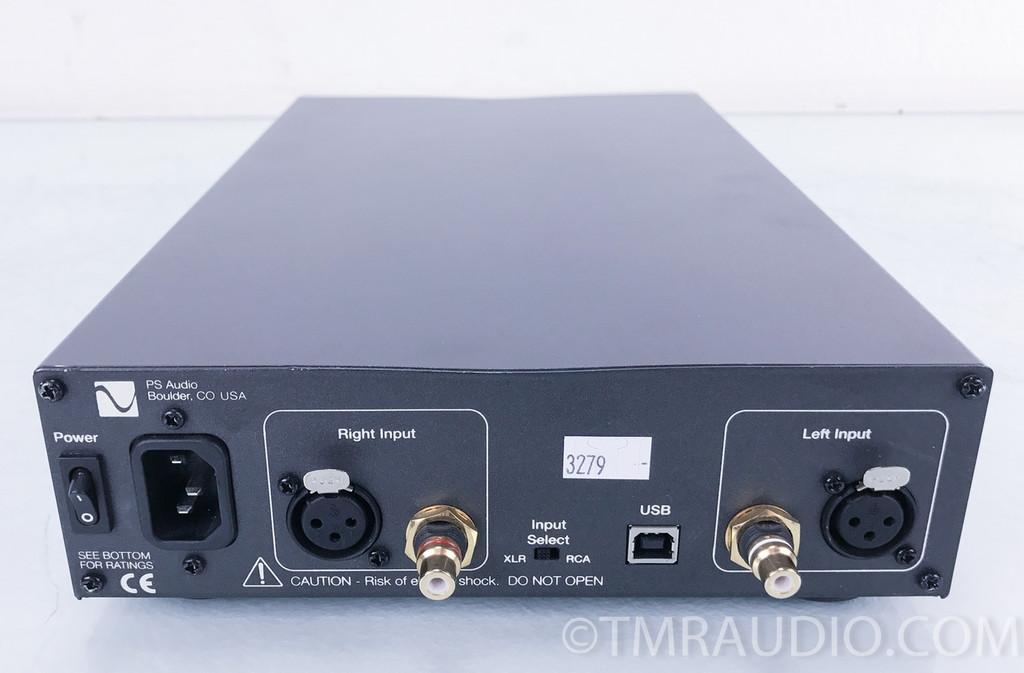 PS Audio GCHA Headphone Amplifier
