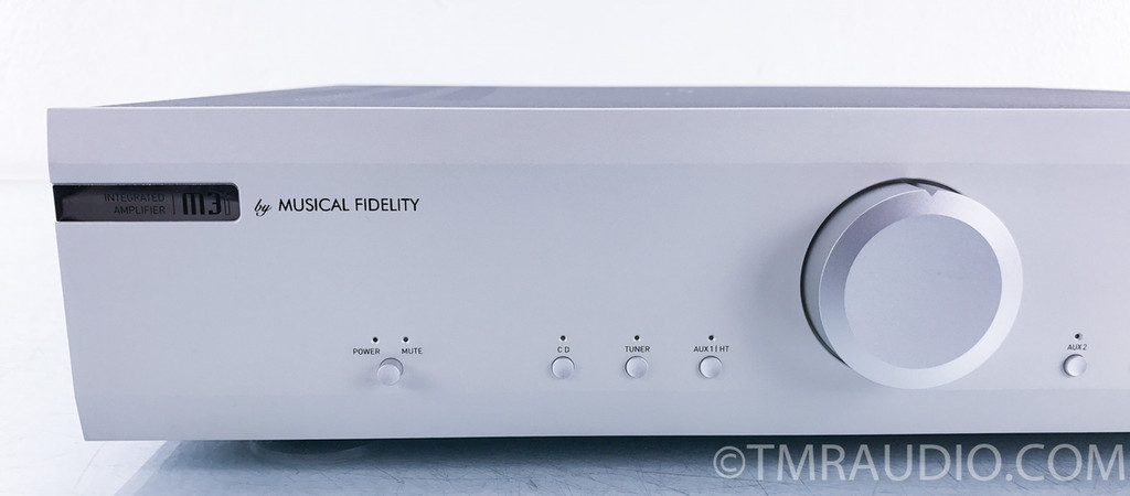 Musical Fidelity M3i Integrated Amplifier; Silver