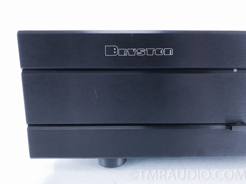 Bryston 4B-ST Stereo Power Amplifier; Black
