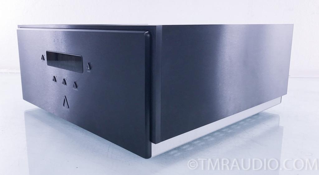 Aesthetix Atlas Signature Tube Mono Power Amplifiers; Black; Pair