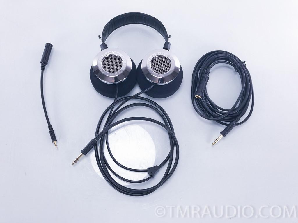 Grado PS1000 Headphones; Silver