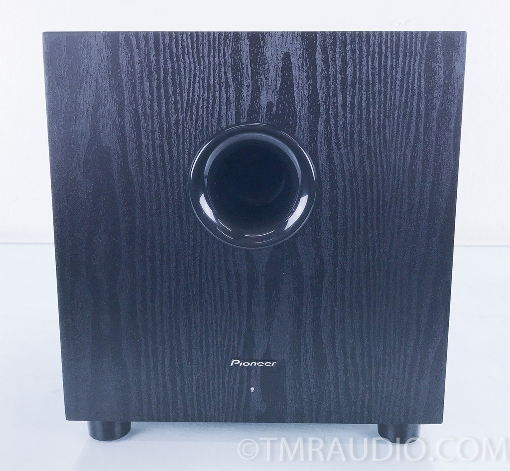 Pioneer SW-8MK2 Powered Subwoofer