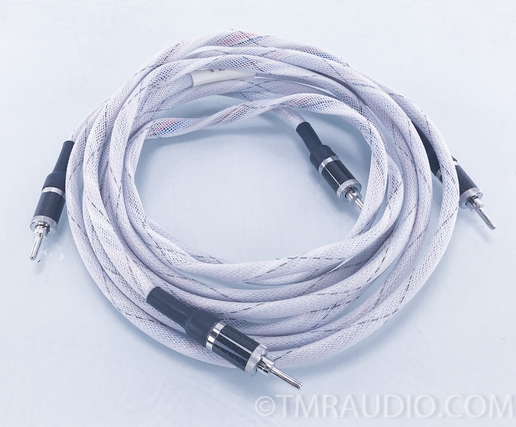 Morrow Audio Elite Grand Reference Speaker Cables; 2.5m Pair