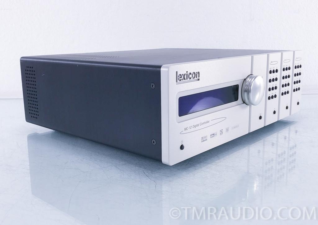 Lexicon MC-12 Surround / Home Theater Processor; Preamplifier
