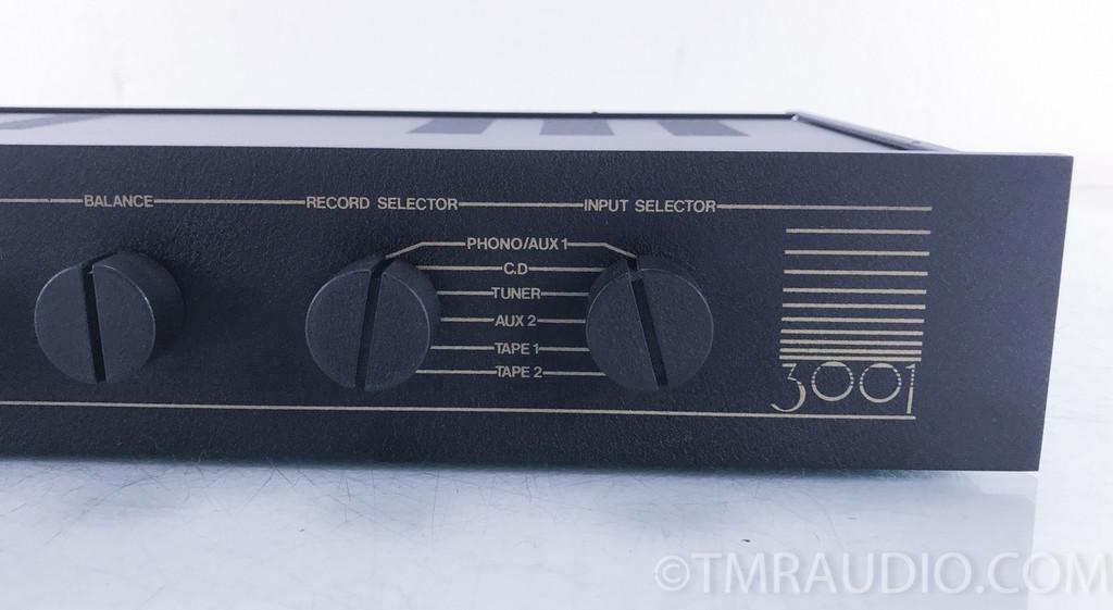 Sima P-3001 Dual Mono Preamplifier w/ MM Phono (SimAudio)