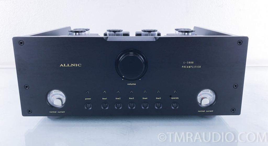 Allnic Audio L-3000 Mk 2 Stereo Tube Preamplifier