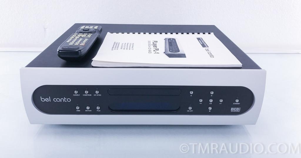 Bel Canto PL1 CD / SACD Player; PL-1