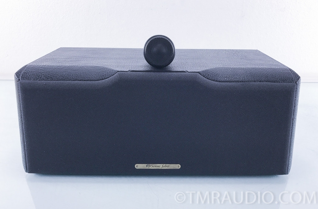 Sonus Faber Solo Home Center Channel Speaker 1