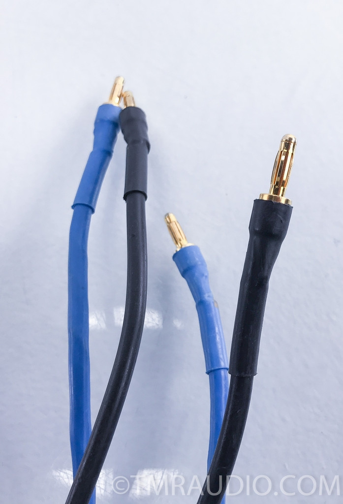 Synergistic Research Signature No. 2 Mark IIs Speaker Cables; 8' Pair
