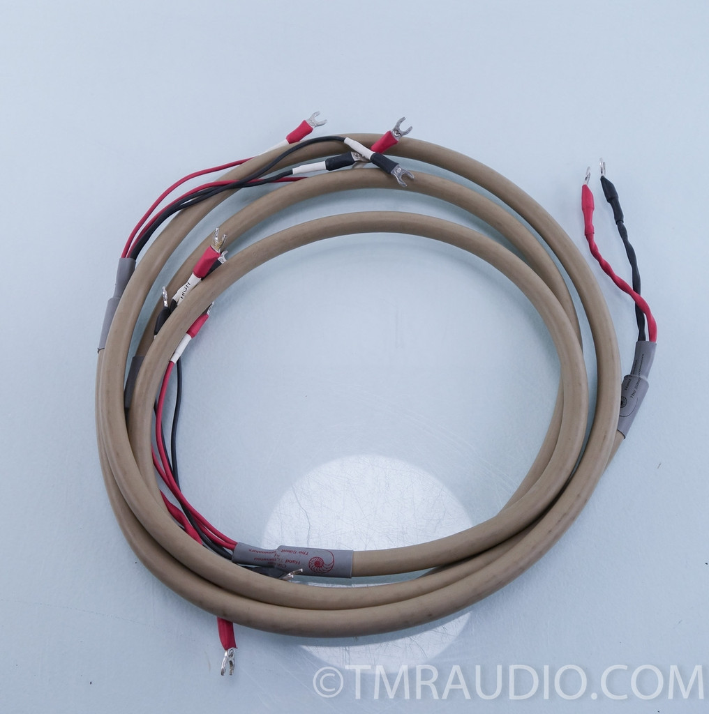 Cardas Neutral Bi-wire Speaker Cables; 6 ft. Pair