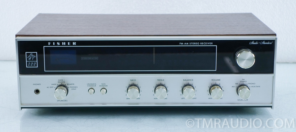 Fisher 122 Vintage FM Receiver